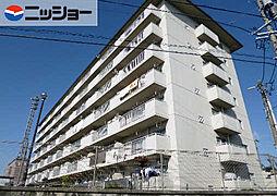 パークサイド庄南 北館[3階]の外観