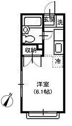 大倉山駅 4.8万円