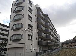 ドミール利倉西[5階]の外観