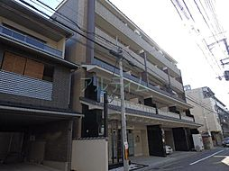 京都府京都市下京区紺屋町の賃貸マンションの外観