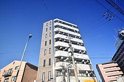 大阪府柏原市国分本町1丁目の賃貸マンションの外観