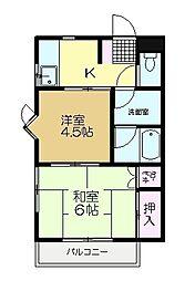 南酒々井駅 3.5万円