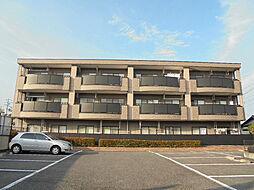 長野県長野市大字西尾張部の賃貸マンションの外観