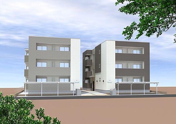 Fujipalace 桜 西今川I番館[1階]の外観