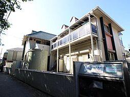 ピソ南柏[2階]の外観