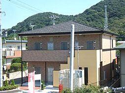 カレント上吉田ⅠB[2階]の外観