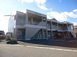 レジデンス大島[1階]の外観