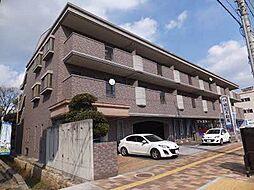広島県福山市御門町2丁目の賃貸マンションの外観