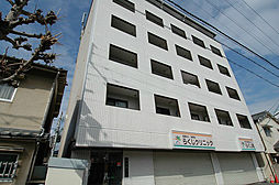 奈良県奈良市南新町の賃貸マンションの外観