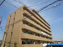 愛知県弥富市平島中4丁目の賃貸マンションの外観