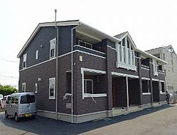 徳島県徳島市北佐古一番町の賃貸アパートの外観