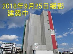 レジデンス22[5階]の外観