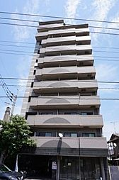 福岡県福岡市博多区竹下1の賃貸マンションの外観