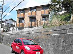 愛知県日進市藤塚2丁目の賃貸アパートの外観