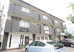 愛知県名古屋市緑区徳重5丁目の賃貸マンションの外観