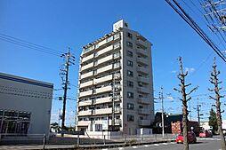 外観(SRC造10階建7階部分。開けた眺望の住まいです。)