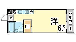 月見山駅 3.5万円
