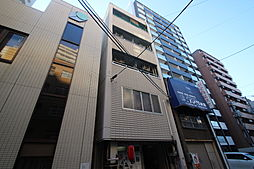 広島県広島市中区土橋町の賃貸マンションの外観