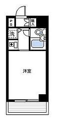 ヒルトップ横浜[5階]の間取り