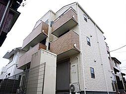 ラ・ノーブレ勝田台[1階]の外観