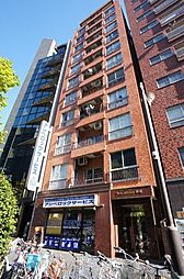 東京都新宿区新宿6丁目の賃貸マンションの外観