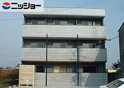 AKSハイツ[2階]の外観
