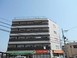 ハイツ加賀[5階]の外観