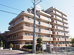 メロディーハイム桃山台[8階]の外観