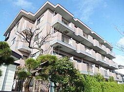 ヒヨシハイツ[3階]の外観