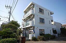 第3山田ハイツ[2-A号室]の外観