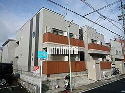クレフラスト野並A棟[1階]の外観