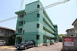 屋田第二養魚ビル[305号室]の外観