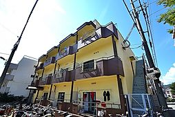 三景マンション[2階]の外観