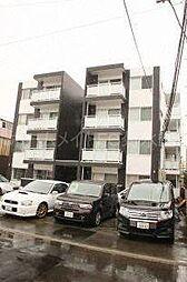 モルティーニ東札幌[3階]の外観