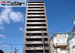 シュロス東白壁[9階]の外観