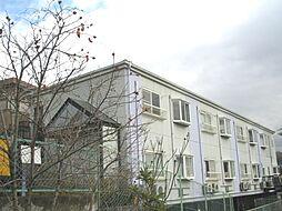 マンション桜[2階]の外観
