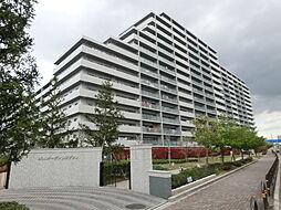 茨木ガーデンレジデンス[2階]の外観