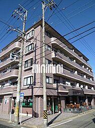 レインボー青柳[2階]の外観