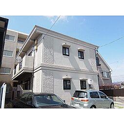 静岡県静岡市駿河区栗原の賃貸マンションの外観