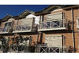 埼玉県北足立郡伊奈町大針の賃貸アパートの外観