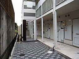 愛知県名古屋市天白区植田山1丁目の賃貸アパートの外観