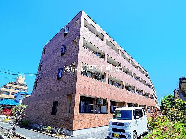 東京都小平市花小金井7丁目の賃貸マンション