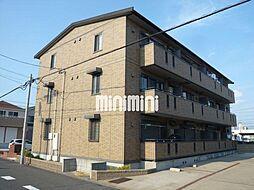 愛知県名古屋市中川区中島新町3の賃貸アパートの外観