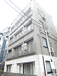 ロマロ銀座新富[5階]の外観