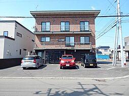 [一戸建] 北海道札幌市北区北二十五条西14丁目 の賃貸【/】の外観