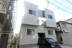 埼玉県越谷市瓦曽根1丁目の賃貸アパートの外観