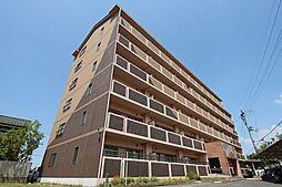 パレボヌール[4階]の外観