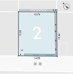 東海道・山陽本線 茨木駅 バス23分 山手台7丁目下車 徒歩5分