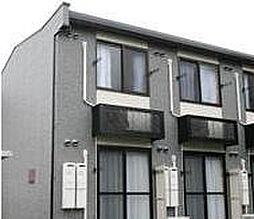 兵庫県三木市志染町中自由が丘1丁目の賃貸アパートの外観