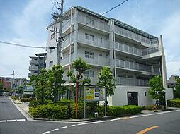 大阪府堺市北区東三国ヶ丘町1丁の賃貸マンションの外観